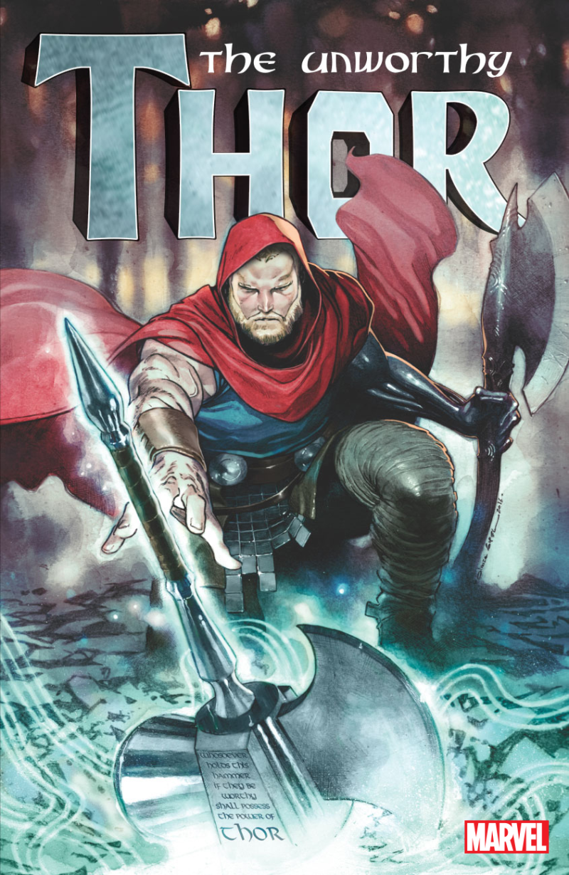 Unworthy Thor #1 Picture