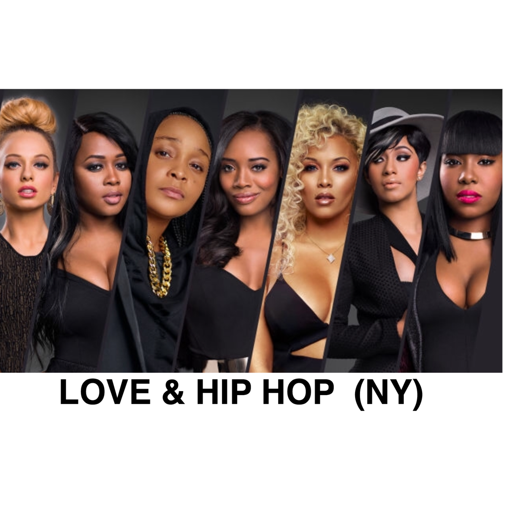 LADIES OF LOVE & HIP HOP (NY)